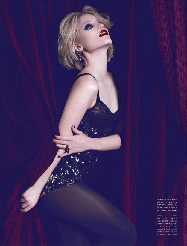 Flaunt Magazine August 2011