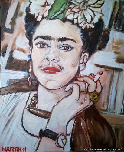 Frida (2011) Von Fabrice MARTIN