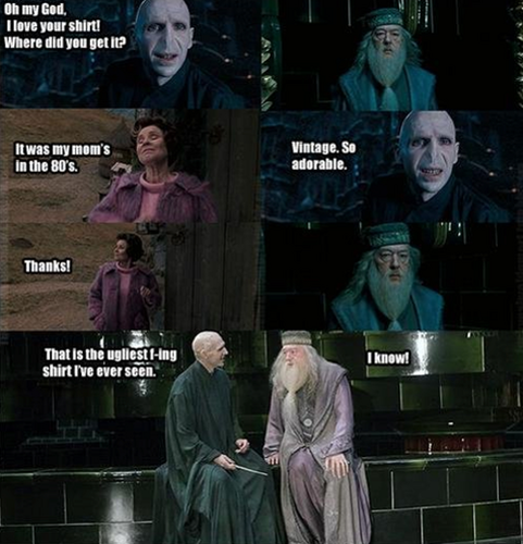 Funny Harry Potter pic!