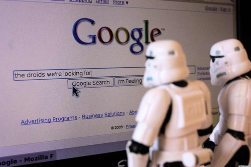 Funny Stormtrooper Wallpaper