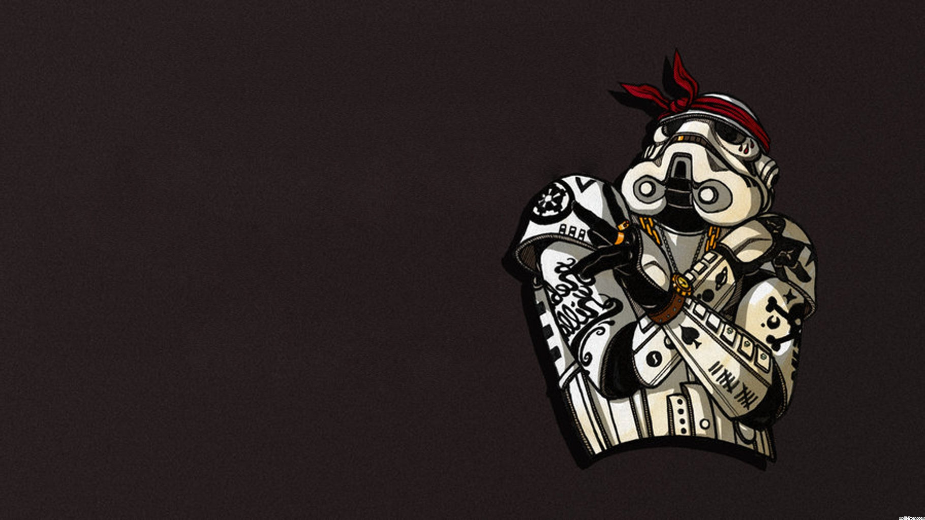 Star Sterne Wars Hintergrund Probably With A Fleur De Lis And Triskelion Entitled Funny Stormtrooper