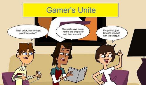 Gamer's Unite