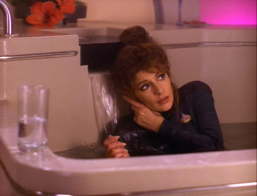 Counselor Deanna Troi Images Genesis Wallpaper And