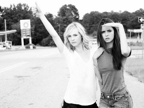 Girls of The Vampire Diaries ❤