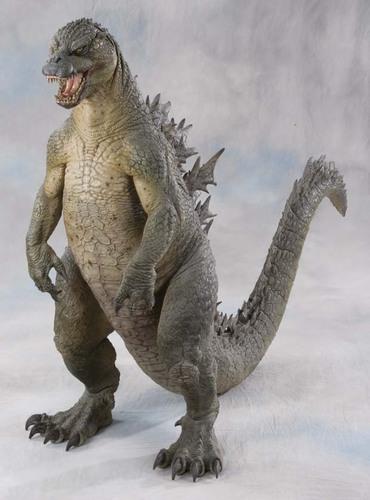 Godzilla disensyo