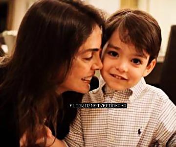 Grandma Rosangela Lyra and Luca Celico Leite :D