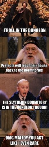 HP funny