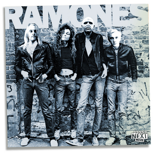 HP in old album covers :D