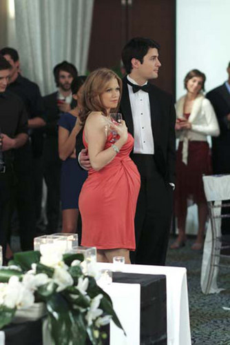 Haley James-Scott Pregnant