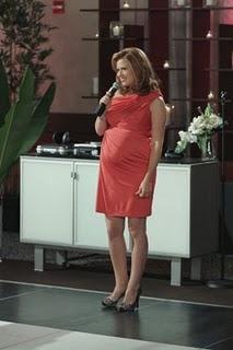 Haley James-Scott Pregnant