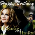 Happy Birthday Jo - jkrowling photo