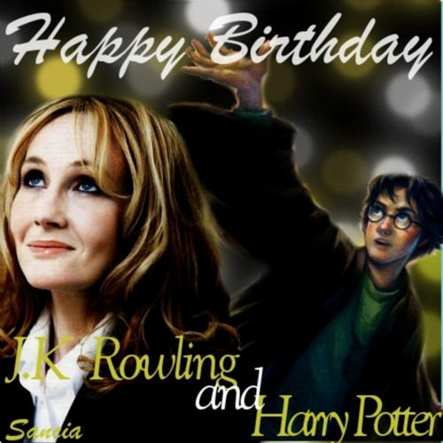 Happy Birthday to Jo and Harry