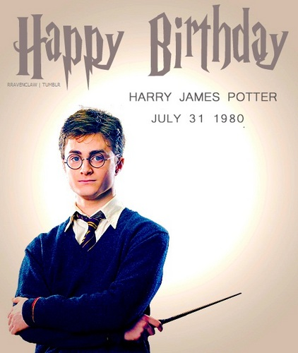 Happy birthday, Jo and Harry!