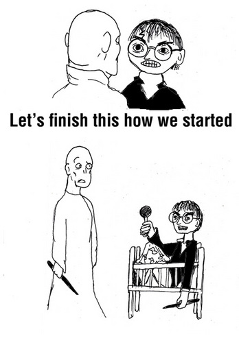 Harry Potter Comic :D