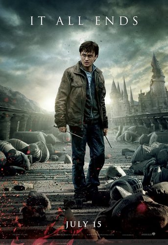 Harry Potter & the Deathly Hallows Part2 Poster