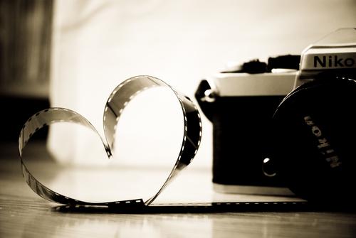 心 camera film