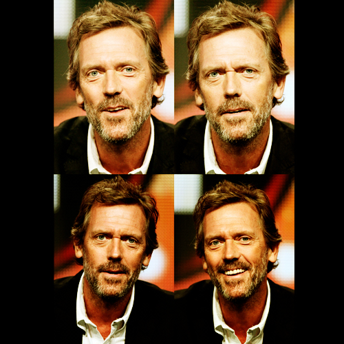 Hugh Laurie TCA Summer Press Tour in Beverly Hills,California on Saturday, July.30.2011