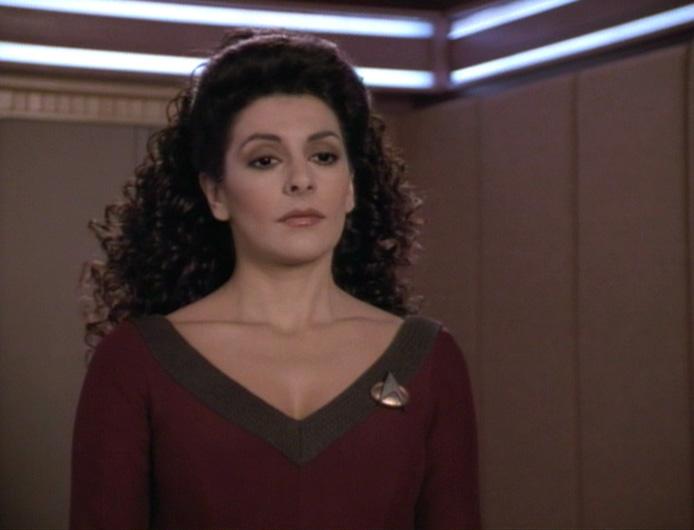 I, Borg - Counselor Deanna Troi Image (24184306) - Fanpop
