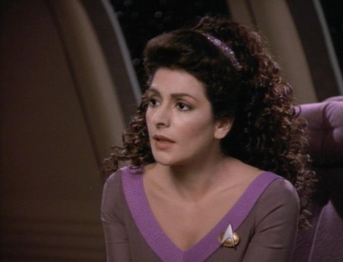 I, Borg - Counselor Deanna Troi Image (24184312) - Fanpop