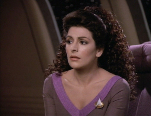 Counselor Deanna Troi images I, Borg wallpaper and ...