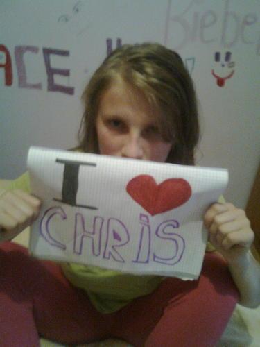 I 爱情 CHRIS BROWN !!!!!