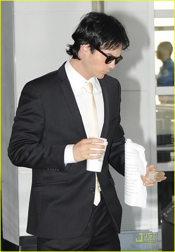 Ian Somerhalder Testifies Before Congress