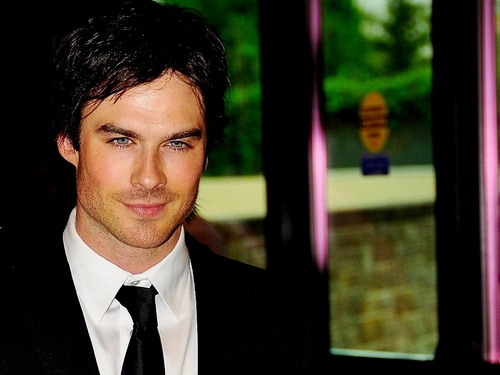 Ian Somerhalder wallpaper containing a business suit and a suit called Ian Wallpaper ღ