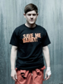 Iwan Rheon (with Misfits T-Shirt)