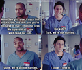 JD & Turk: almost married - scrubs fan art