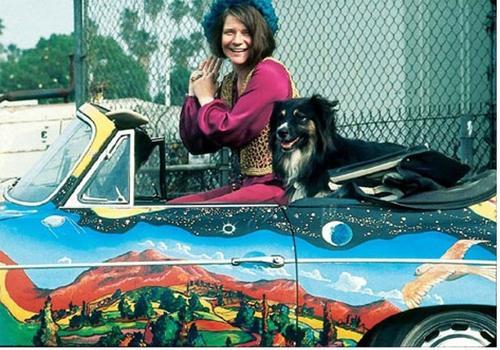 Janis Joplin foto
