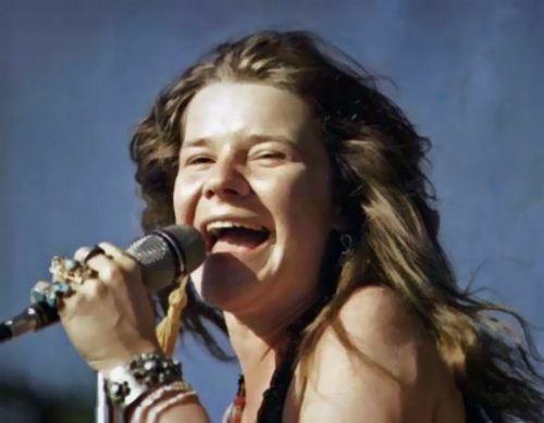 Janis Joplin các bức ảnh