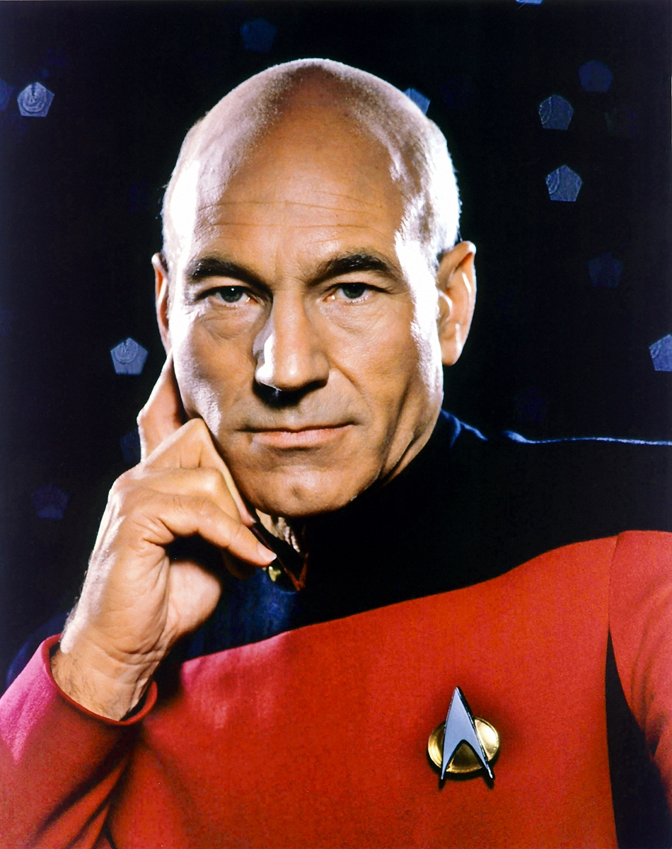 Star trek the next generation jean luc picard