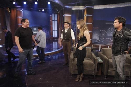Jimmy Kimmel Live! [July 27, 2011]