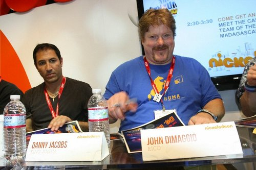 John DiMaggio and Danny Jacobs