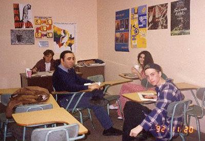 Jon's school days :)