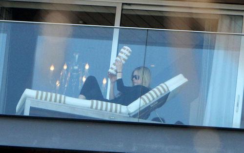 July 29th - Avril at Fasano Hotel in Rio