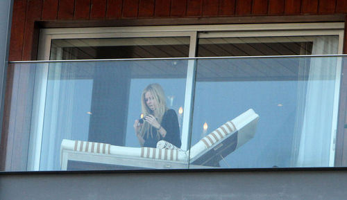 July 29th - Avril at Fasano Hotel in Rio