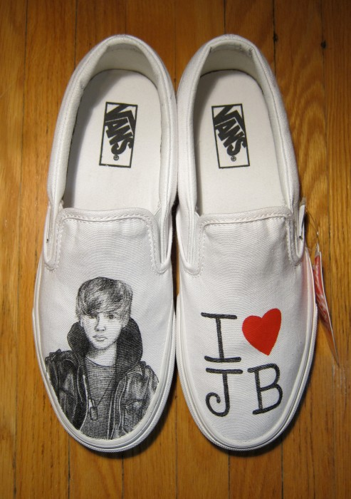 Justin Bieber shoes - justin-bieber photo