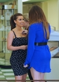 Kardashian Family Shop For A Wedding Cake At Hansen's- 7/29/11 - khloe-kardashian photo