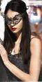 Katehrina black hair