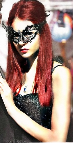 Katerina red hair