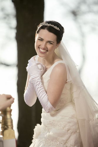 Katie in A Princess For क्रिस्मस