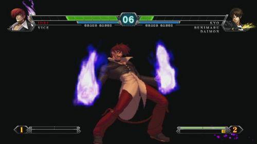 King of Fighters XIII | '98 Iori Yagami
