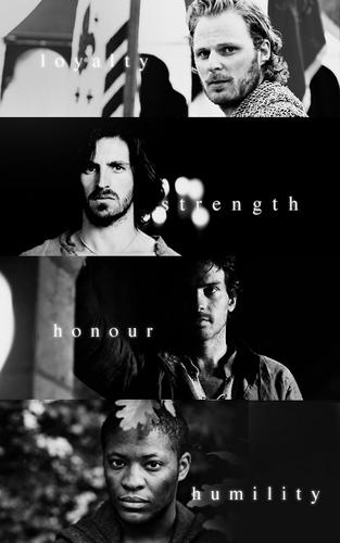 Knights of the Round টেবিল