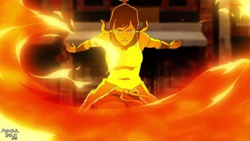 Korra! - avatar-the-legend-of-korra Screencap