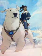 Korra's animal guide
