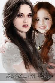 LEAKED PICTURE OF KRISTEN AND MACKENZIE AS BELLA AND RENESMEE!