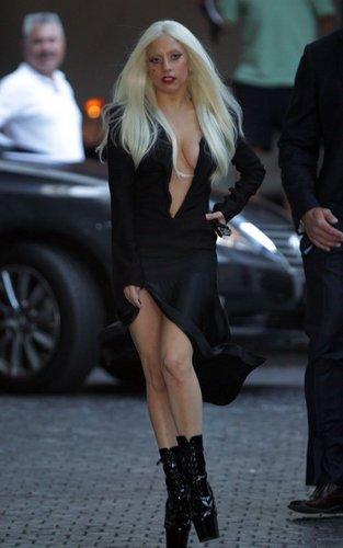 """Lady Gaga Rocks """"SYTYCD"""""""