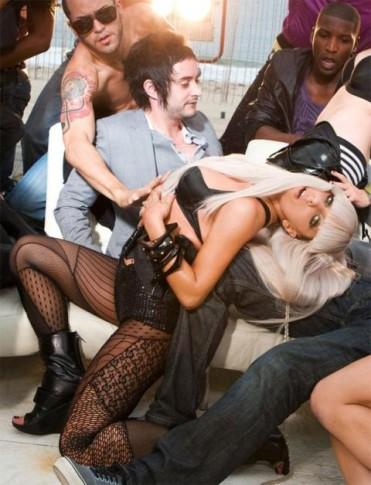 Lady Gaga**