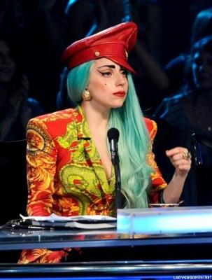 Lady Gaga on 'So anda Think anda Can Dance'
